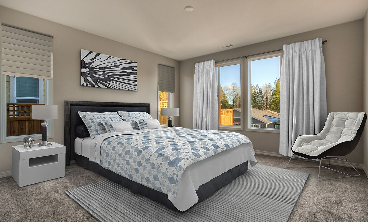 Trilogy Tehaleh Lot 3028 Master Bedroom
