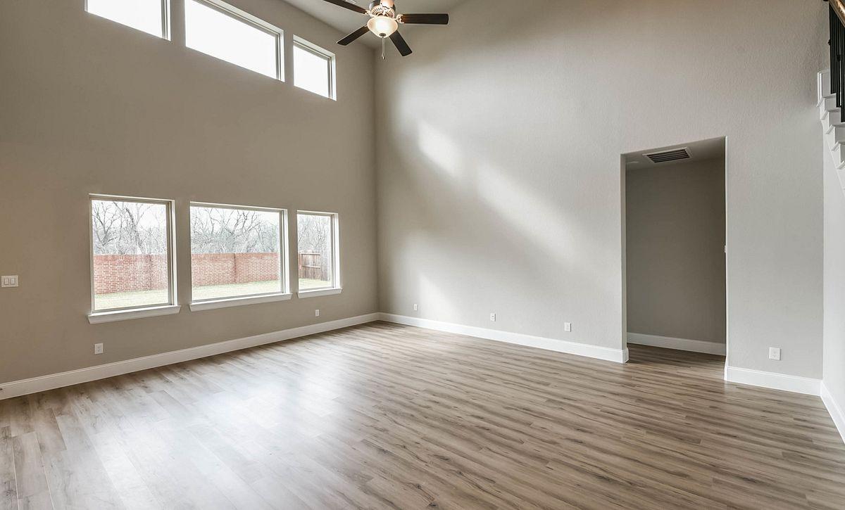 Plan 5069 Living Area