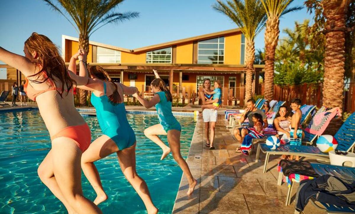 Eastmark Community Pool