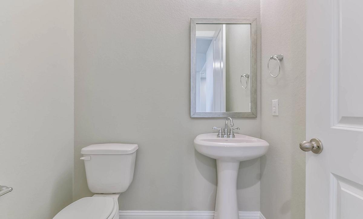 Plan 5509 QMI 3302 Powder Room