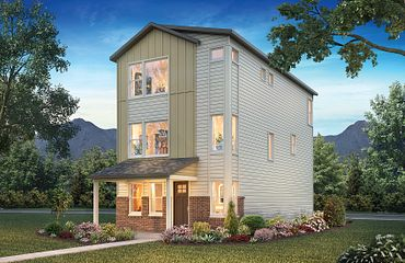 Crescendo at Central Park Plan 2202 Exterior B