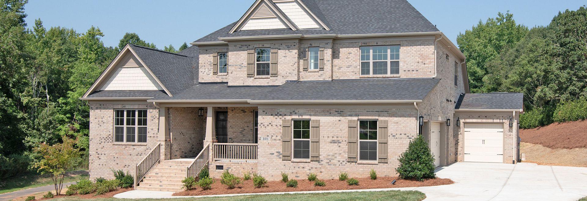 Sycamore Exterior B 4-sides brick