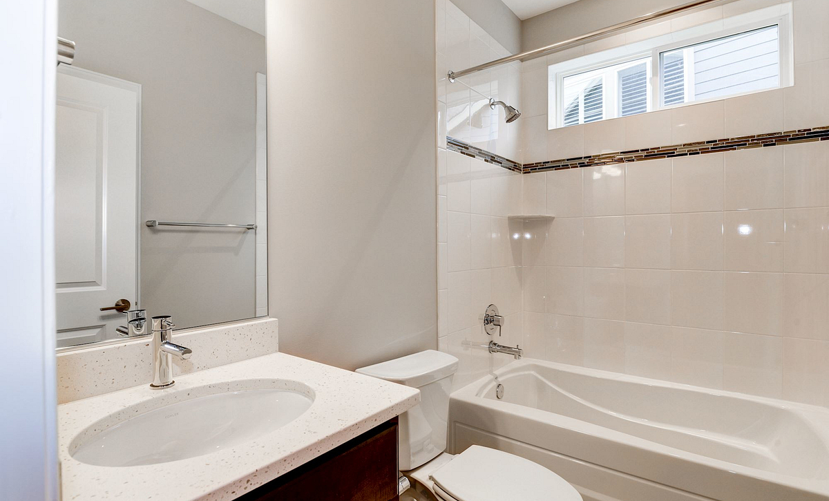 Trilogy at Lake Fredrick Quick Move In Refresh Plan Guest Bath