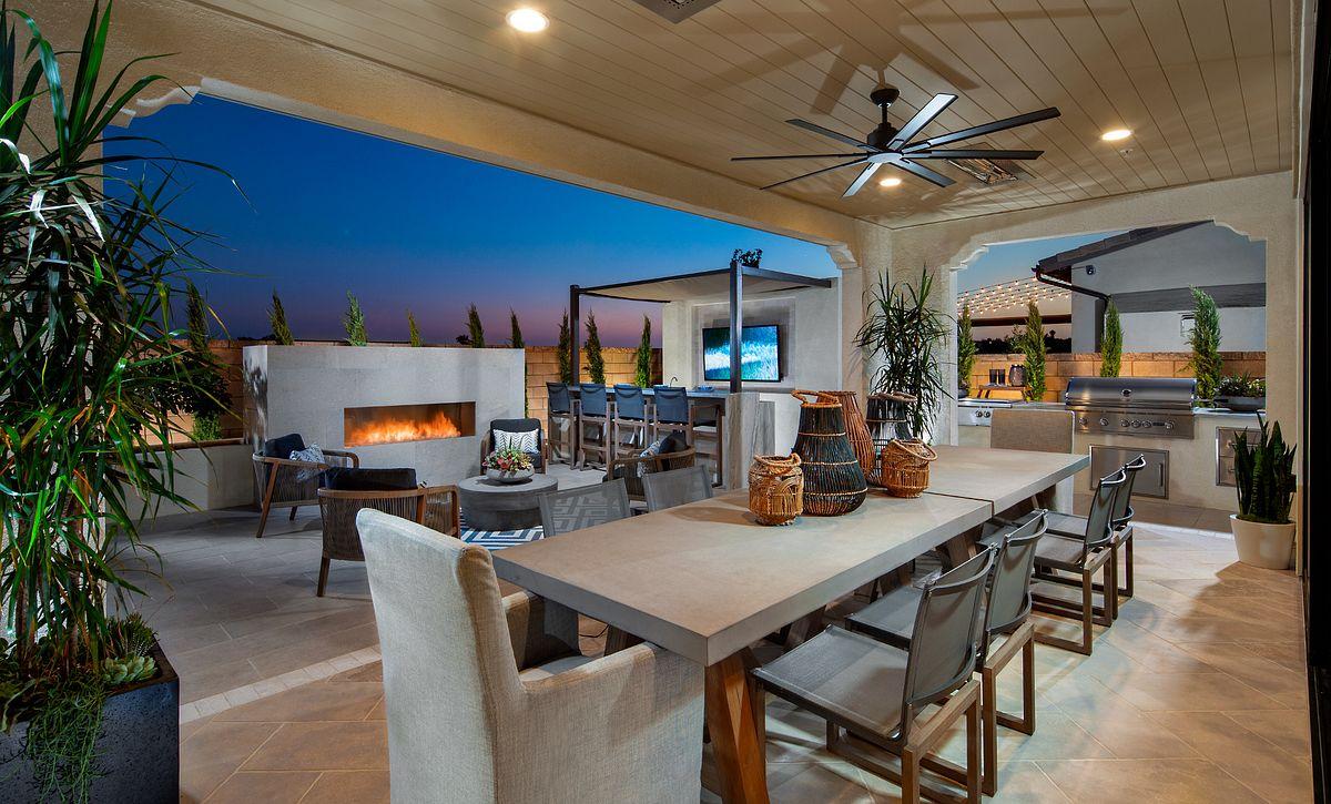 Parkside Estates Plan 4 Coastal Room
