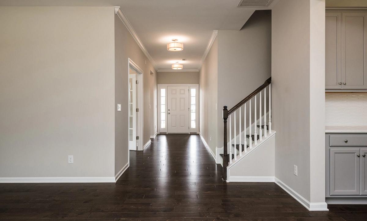 Weston plan Foyer