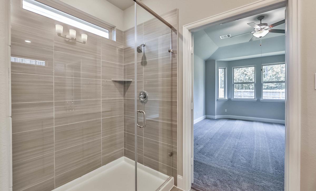Plan 4019 Primary Bath