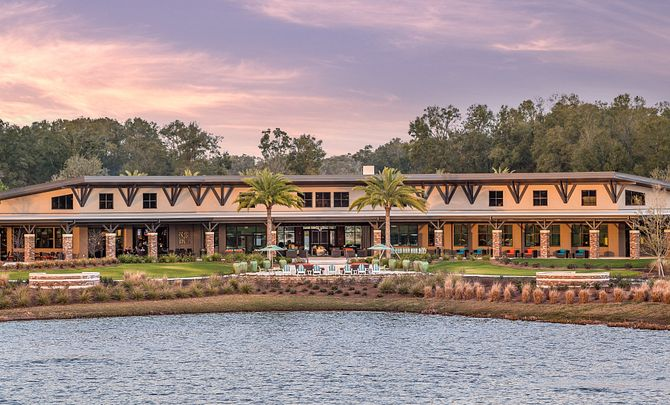 Trilogy at Ocala Preserve Club Exterior