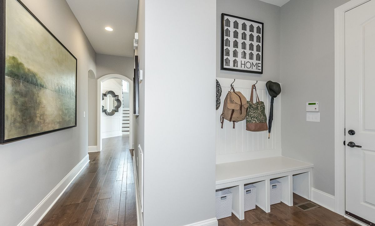 Bel Aire Mud Room