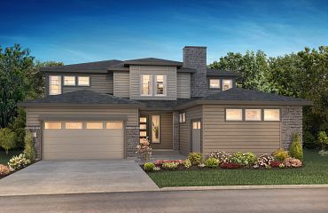 The Canyons Luxe Stonehaven Elevation C