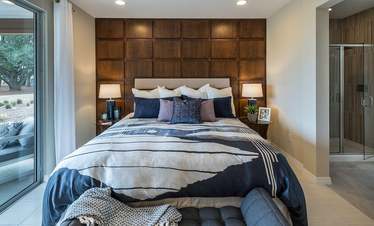 Trilogy at Ocala Preserve Rome Model Master Bed