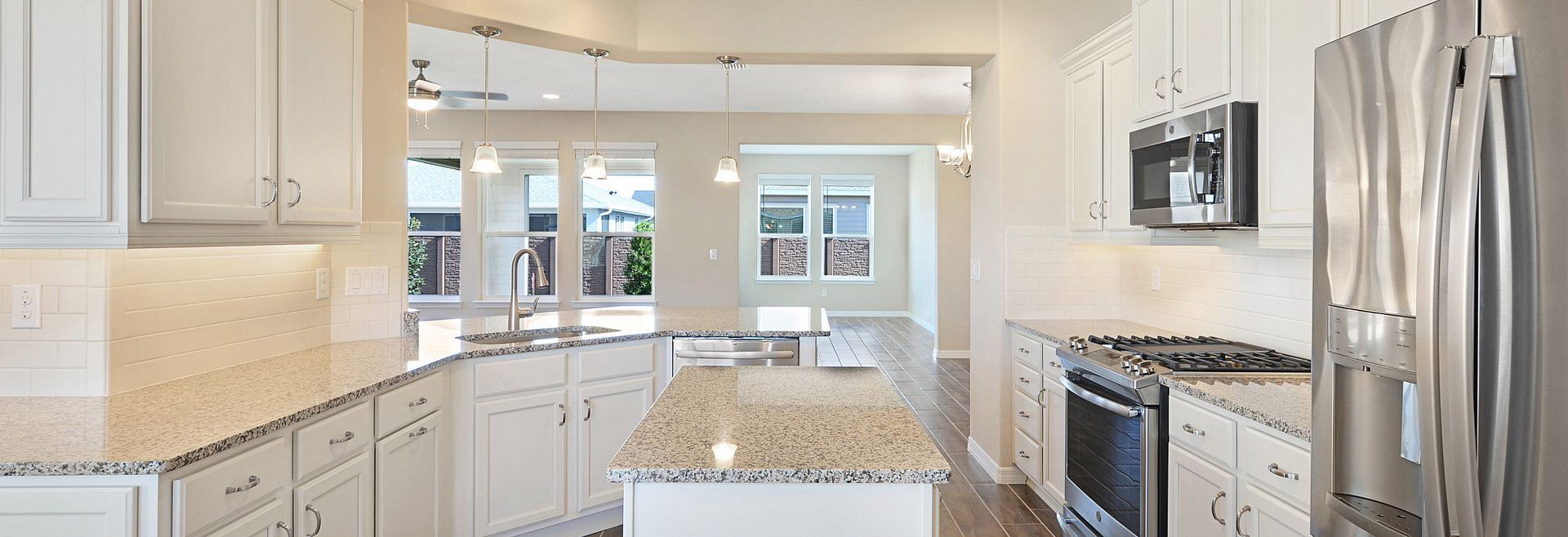 Trilogy at Ocala Preserve Quick Move In Home Monaco Plan  Kitchen