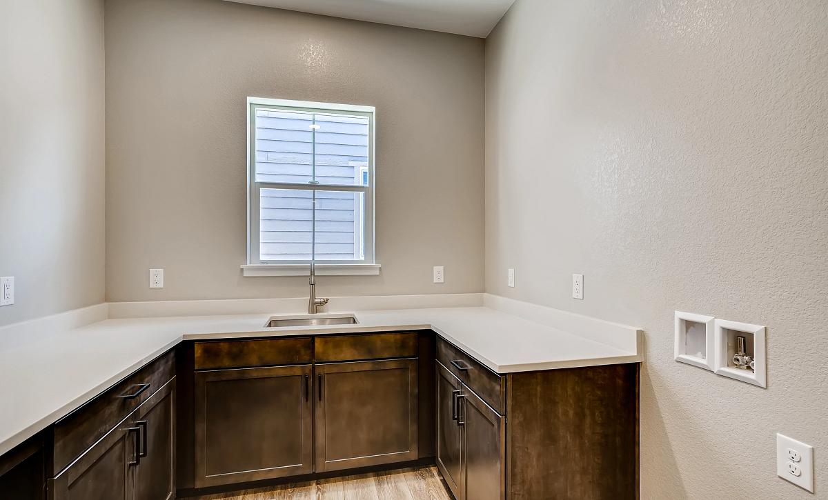 Canyons Retreat Homestead QMI Lot 438 Laundry Room