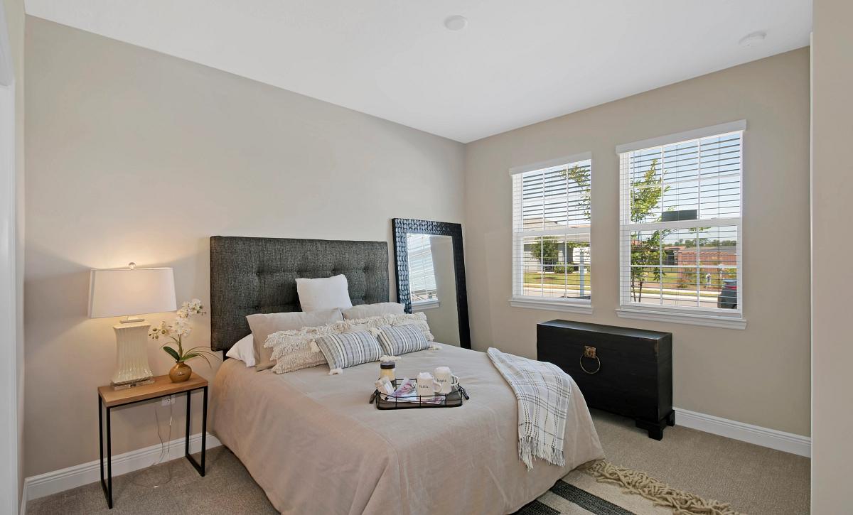 Ocala Preserve Declare Field Model Homesite 268 Guest Bed