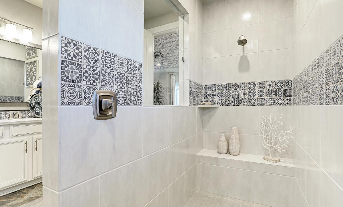 Sienna Plan 5029 Baja Shower