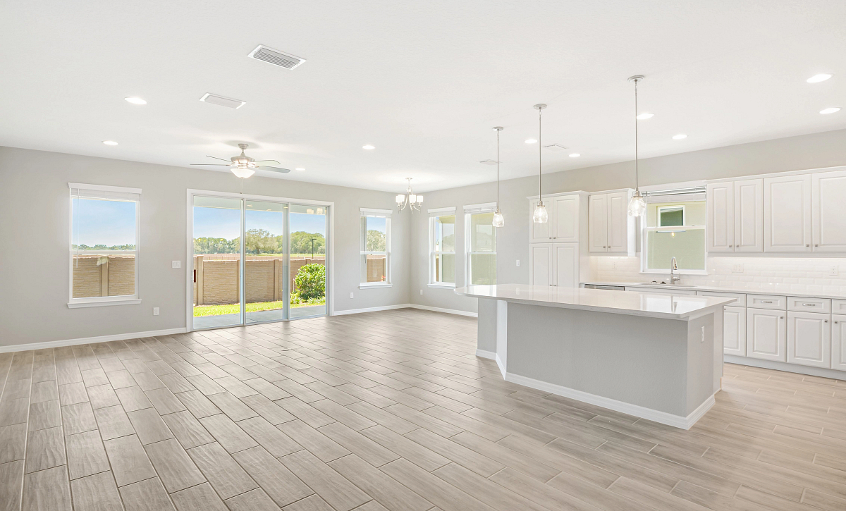 Trilogy at Ocala Preserve Quick Move In Declare Great Room
