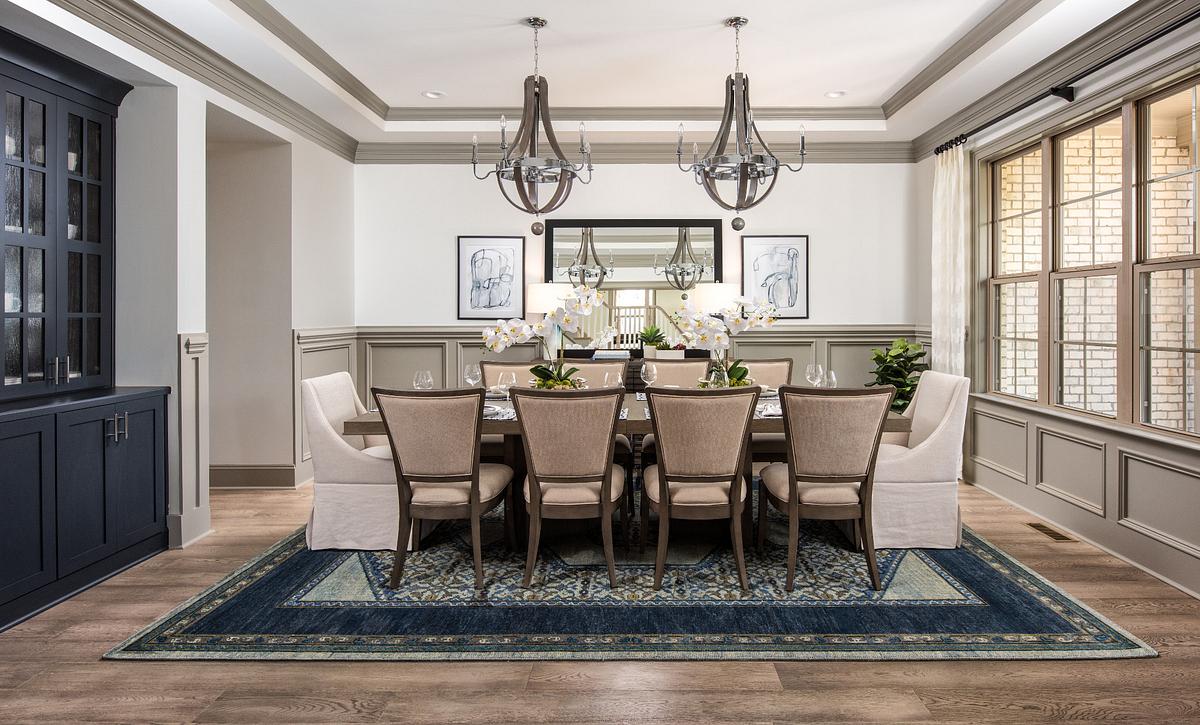 Amherst plan Dining Room