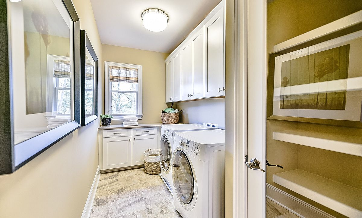 Providence Plan Laundry Room (example image)