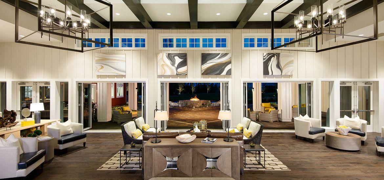 Twin Mills Club Grand Living Room