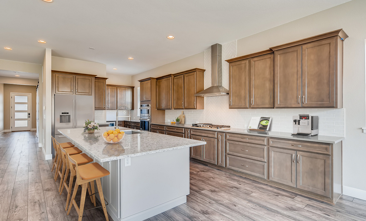 Canyons Luxe Belcourt Kitchen