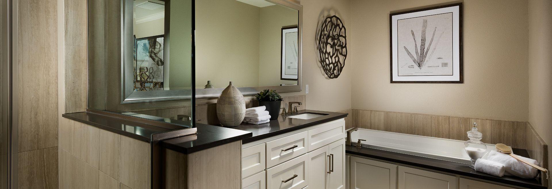 Harmony Plan 7 Sage Livermore Master Bath