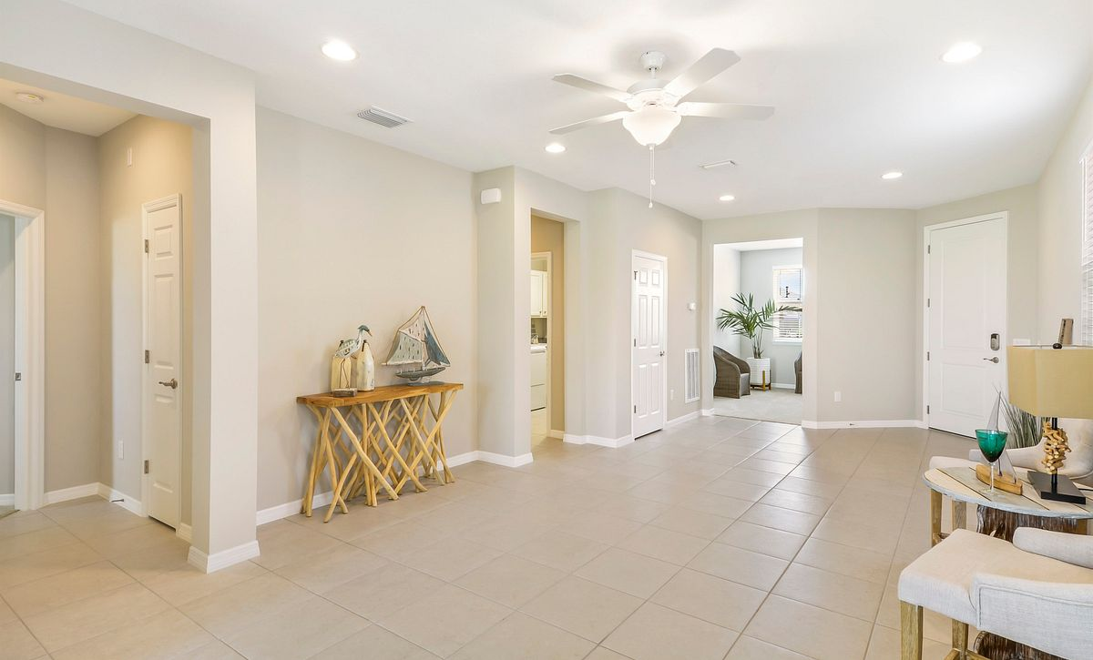 Trilogy at Ocala Preserve Naples Quick Move In Home Great Room