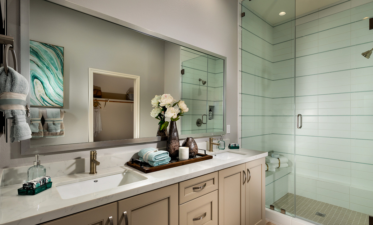 Trilogy Polo Club Proclaim Master Bathroom