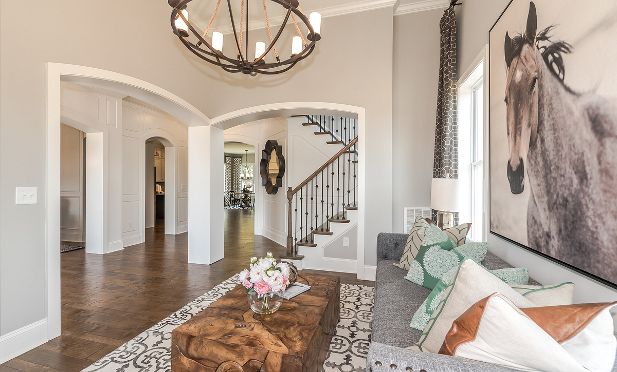 Bel Aire Living Room