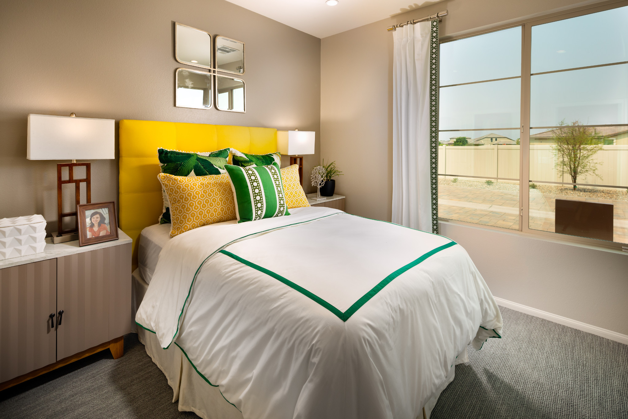 Trilogy Polo Club Aria Guest Bedroom