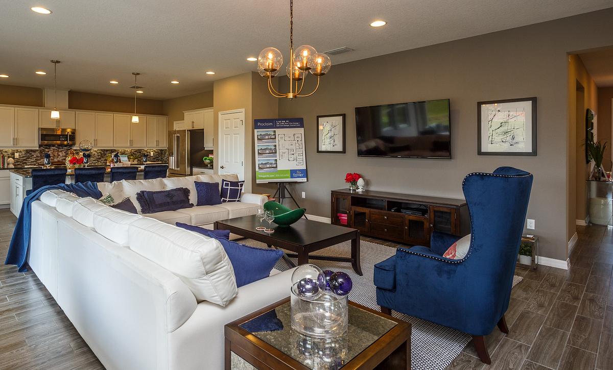 Trilogy Orlando Proclaim Plan Great Room