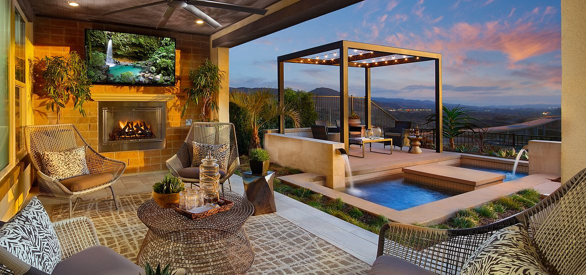 Ventana Plan 3 Outdoor Room