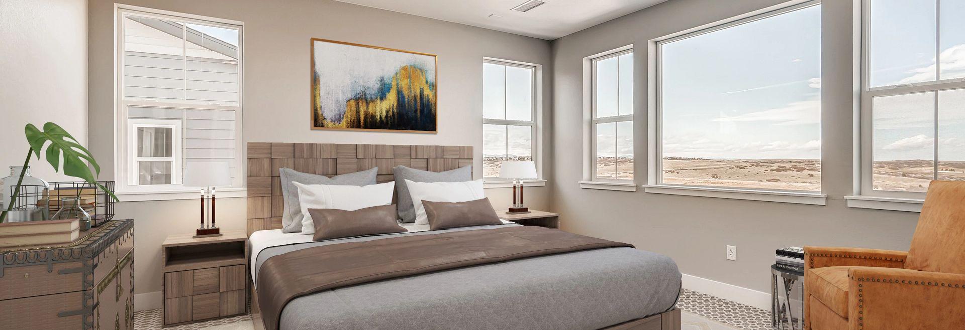 Canyons Gallery Merrick Master Bedroom