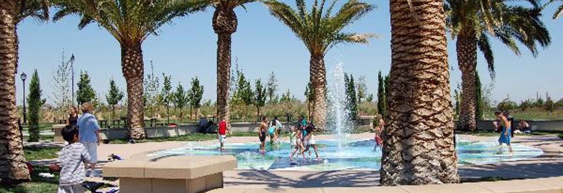 Mountain House Splash Pad