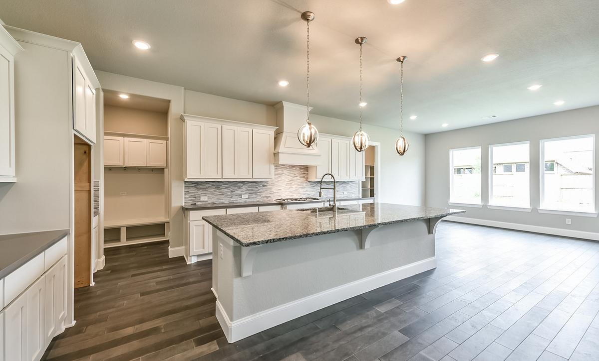 Plan 6010 Kitchen