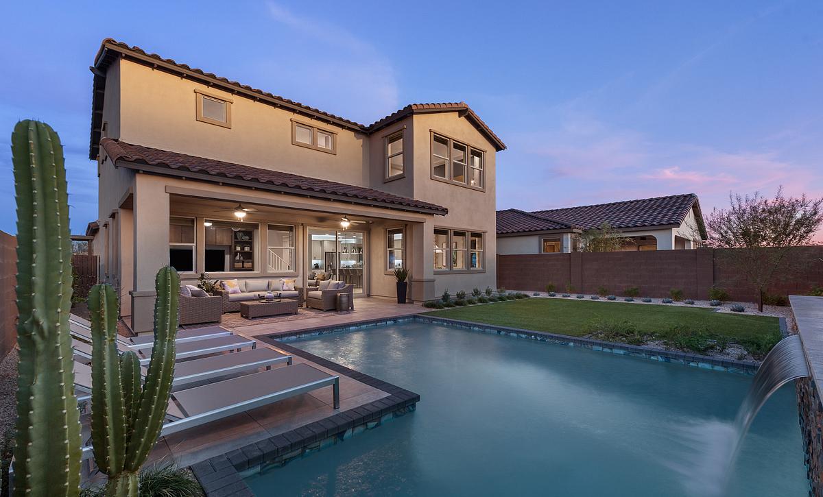 4026 Backyard Pool