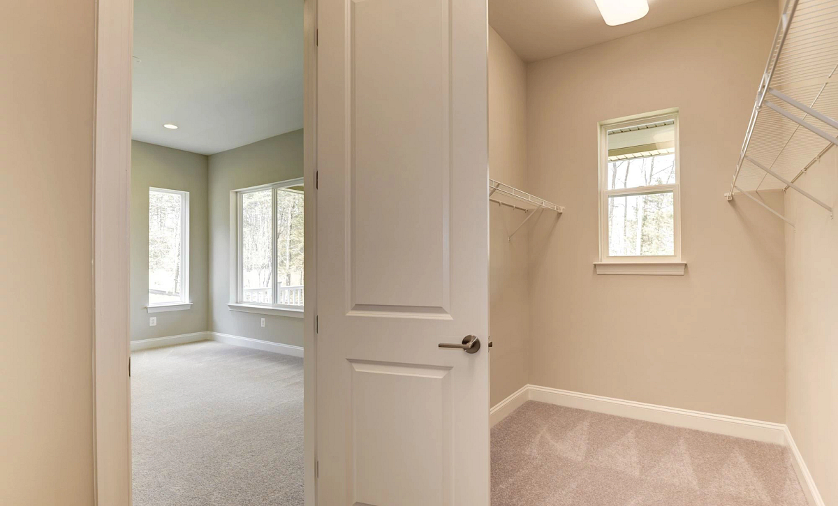 Trilogy Lake Frederick Evoke Quick Move In Walk in Closet