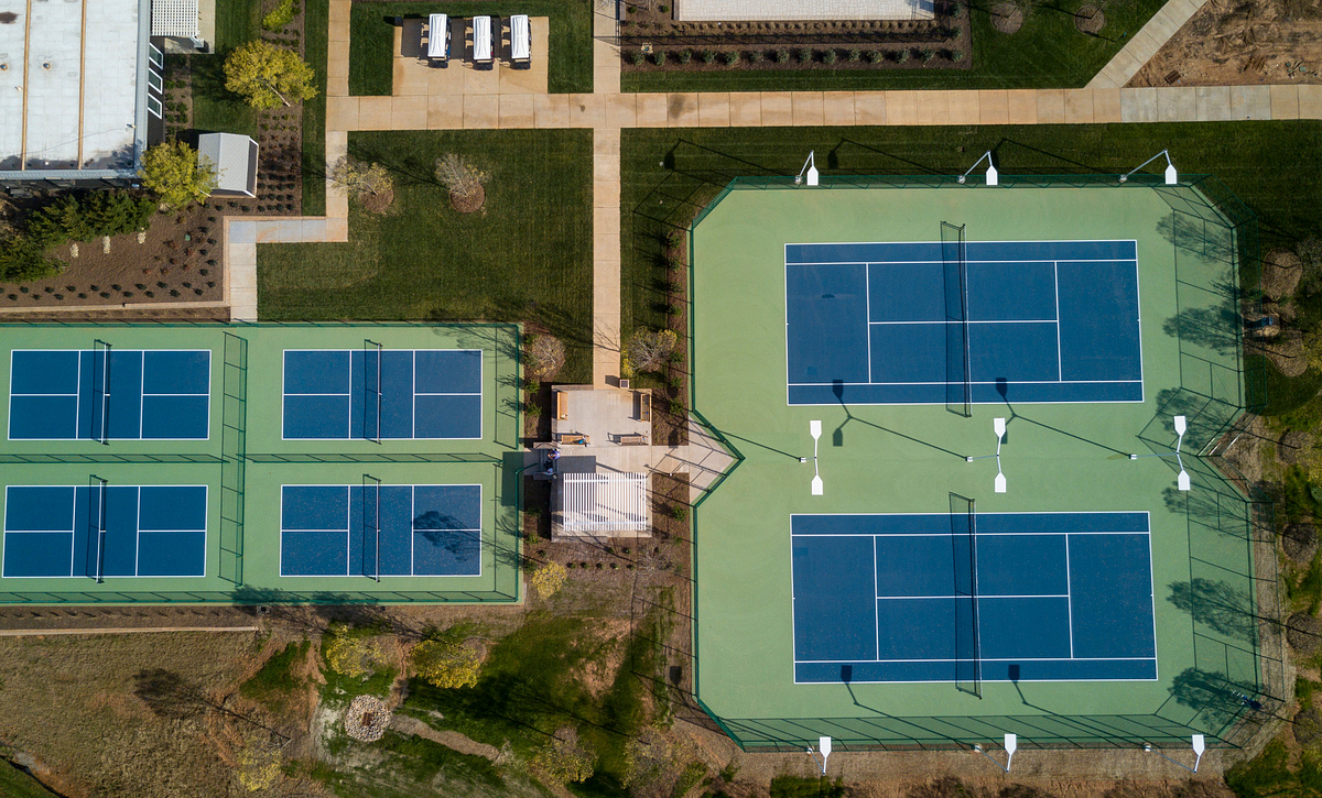 Trilogy Lake Norman Club: Sport Courts