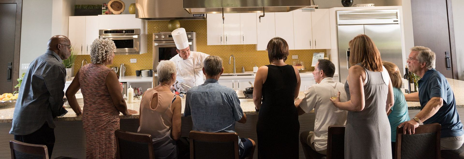 Community Kitchen at Trilogy at Vistancia