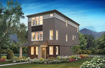 Crescendo at Central Park Plan 2201 Exterior A
