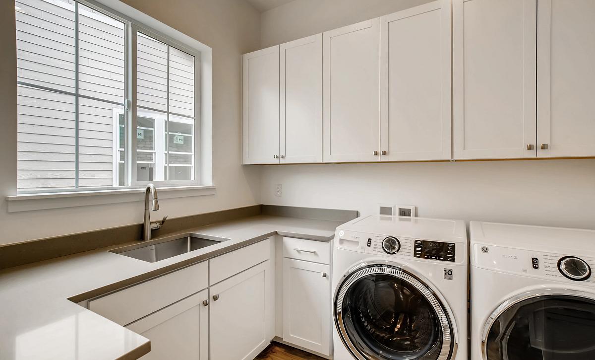 Canyons Retreat Preserve Lot 428 Laundry Room