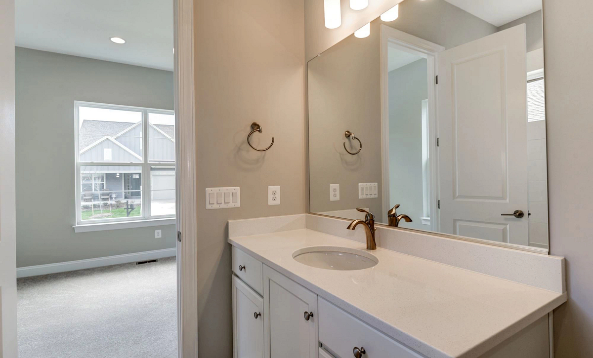 Trilogy Lake Frederick Evoke Quick Move In Guest Bath