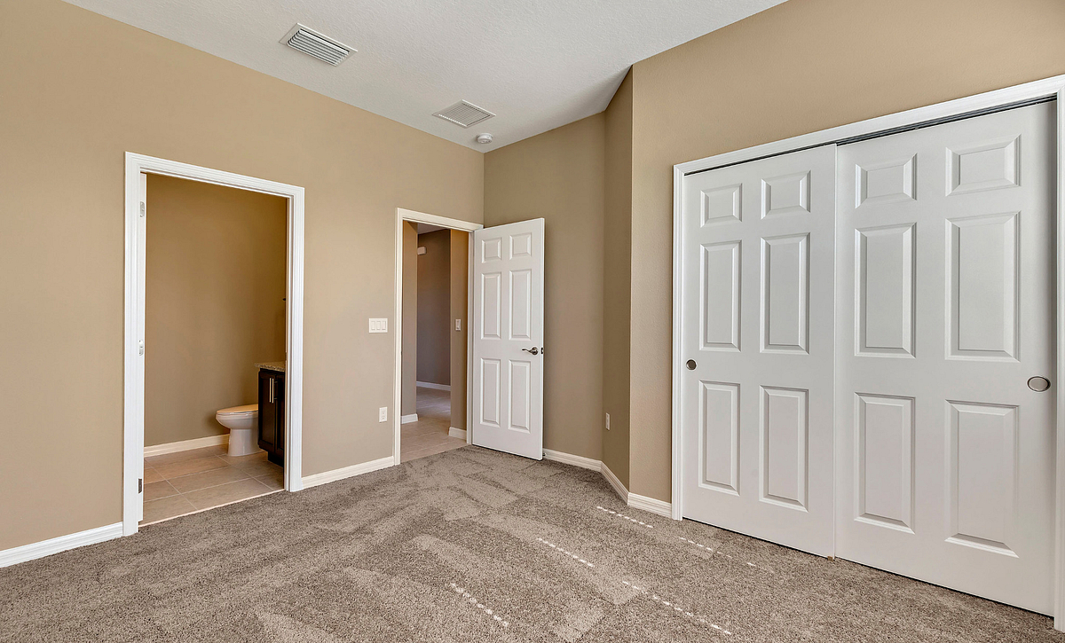 Trilogy Orlando Quick Move In Home Declare Plan Guest Bed
