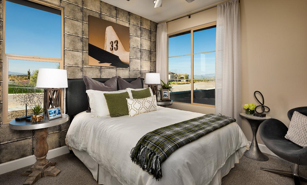 Juniper Model Guest Suite
