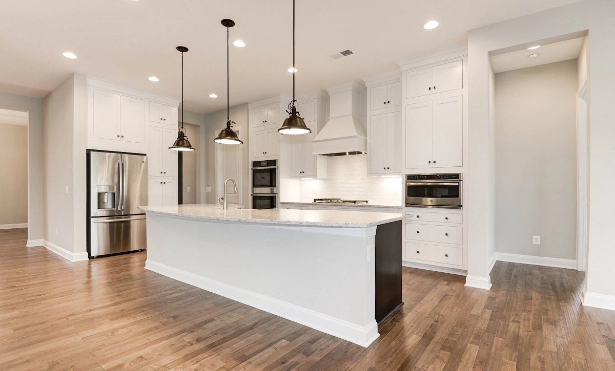 Trilogy at Lake Frederick Quick Move In Home Henley Plan Kitchen