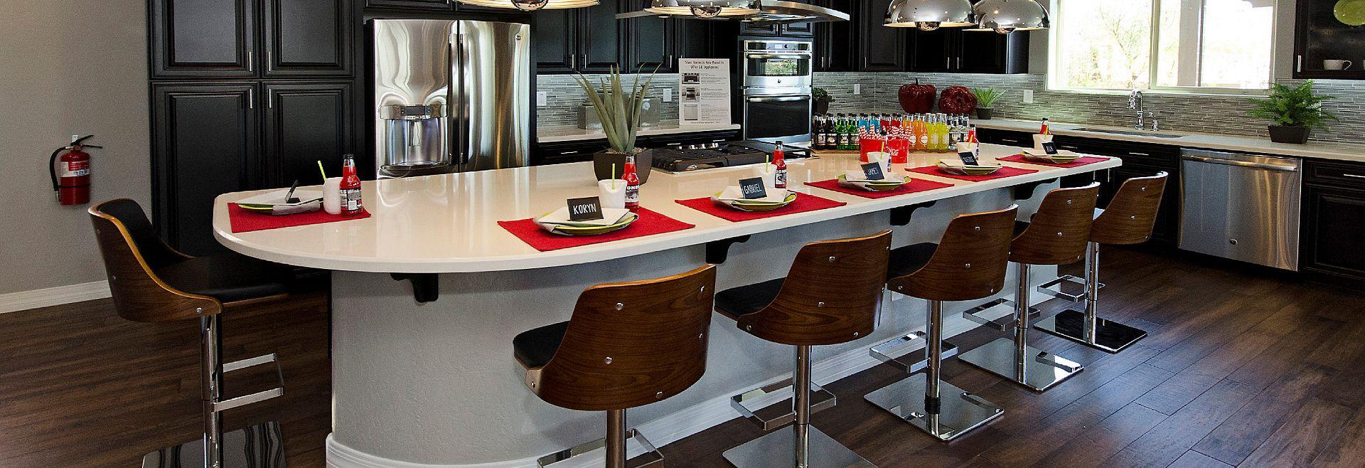 Inspire at Estrella Excite Plan Kitchen