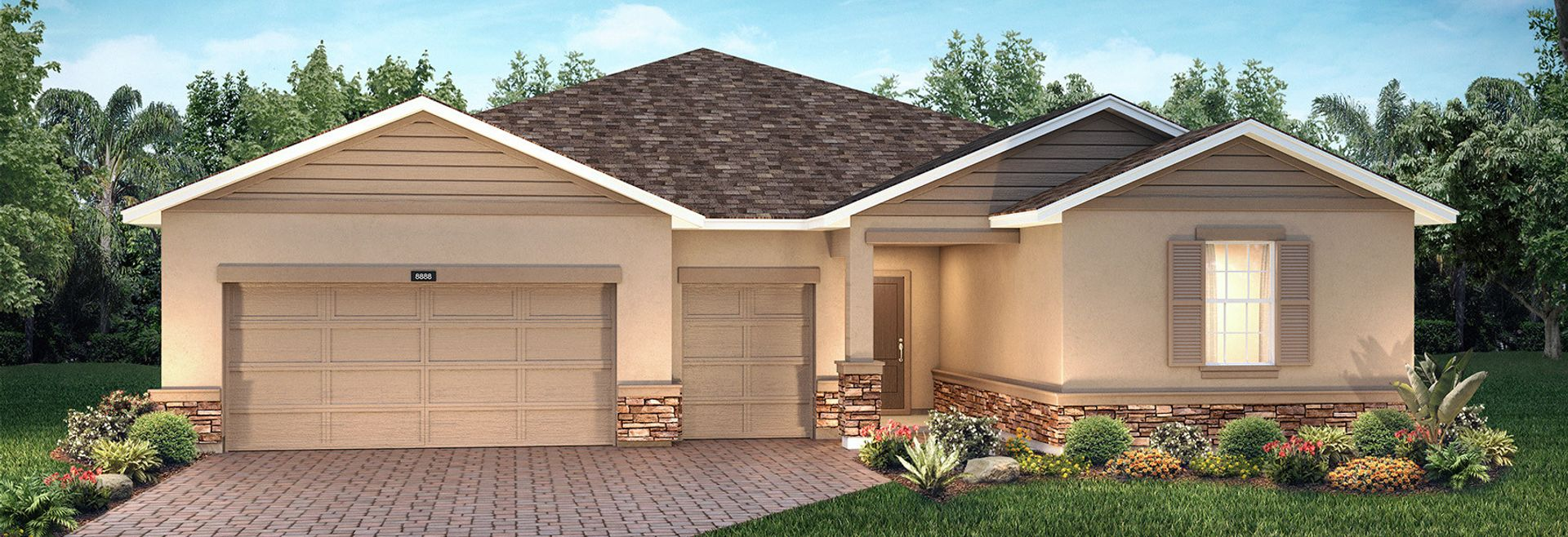 Trilogy at Ocala Preserve Plan Liberty