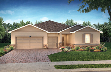 Trilogy at Ocala Preserve Liberty Plan Exterior