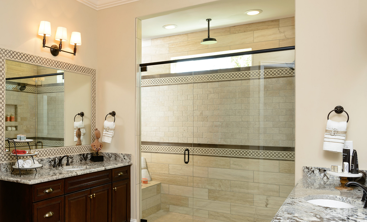 Trilogy Lake Norman Captivate Plan Master Bath