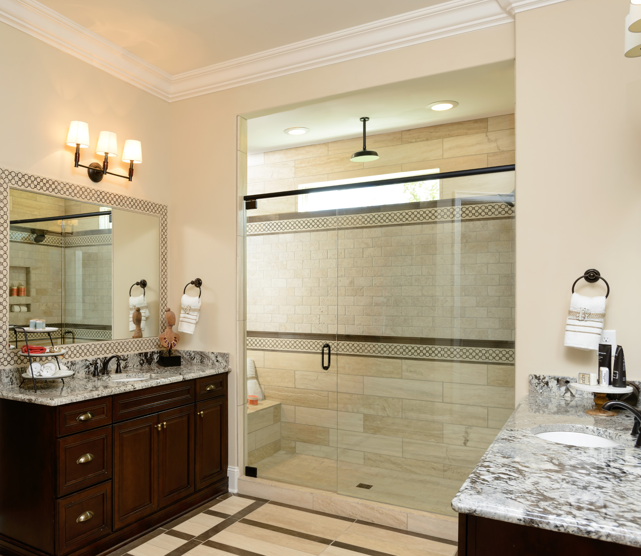 Trilogy Lake Norman Captivate Plan Master Bath