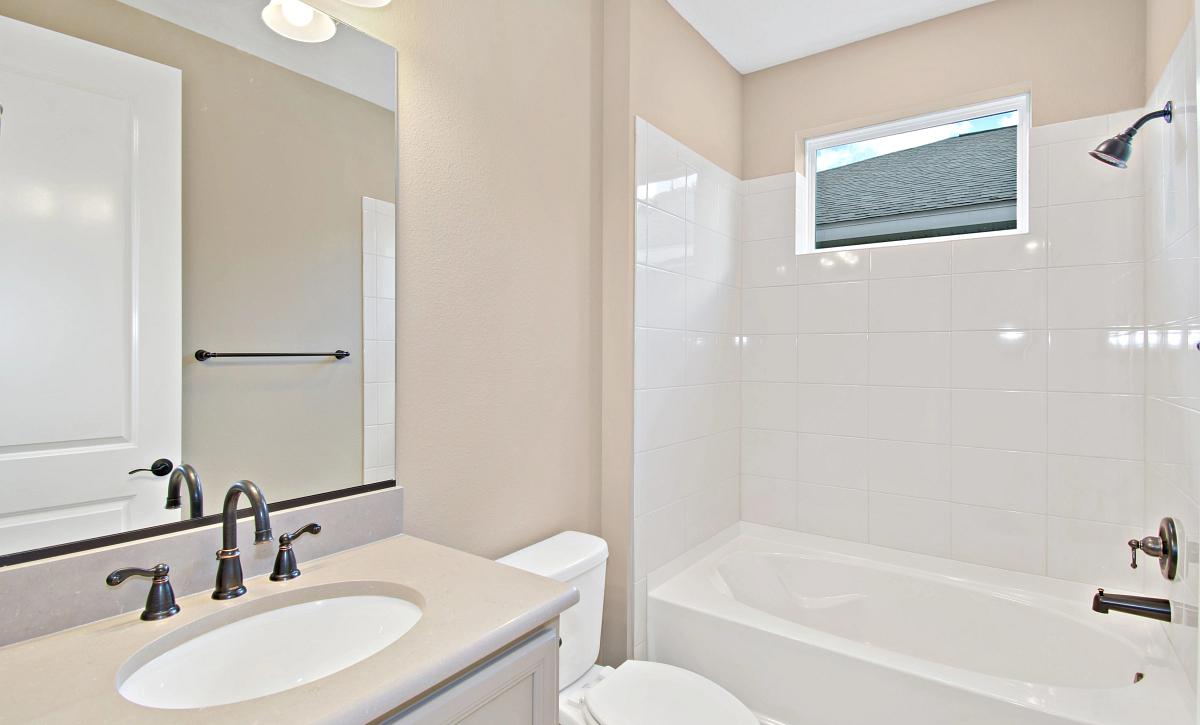 Trilogy at Ocala Preserve Quick Move In Home Monaco Guest Bath