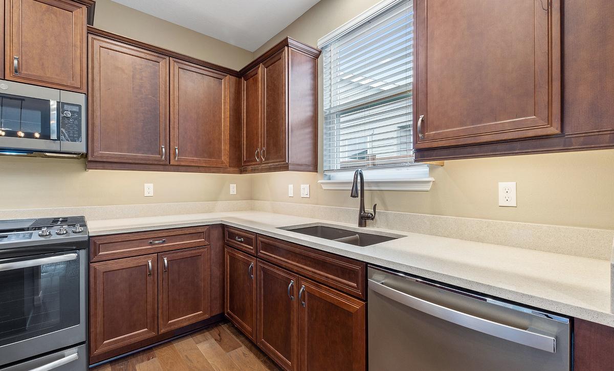 Trilogy Orlando Capri Plan Kitchen